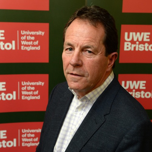 Peter Cheese, Chief Executive of CIPD, Bristol Distinguished Address Series