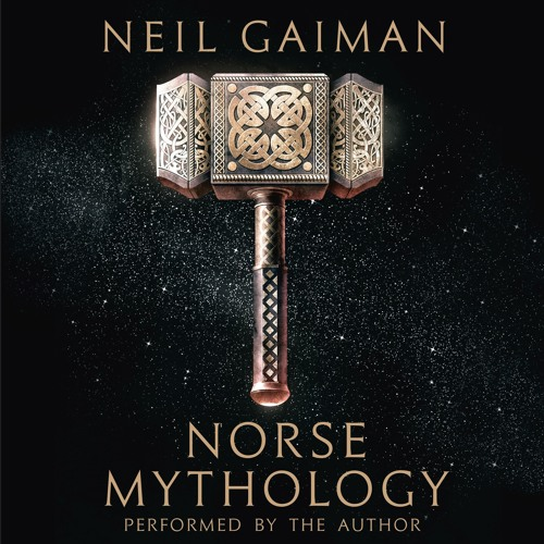 Discussing NORSE MYTHOLOGY with Neil Gaiman