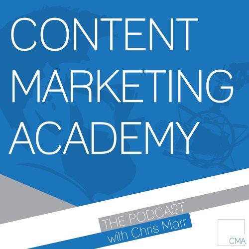 Colin Gray: Creating and building a business using content marketing