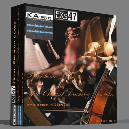 EXs47 Symphonic Dreams 4 Epic Choirs, Drums & Textures (KApro Premium Class)