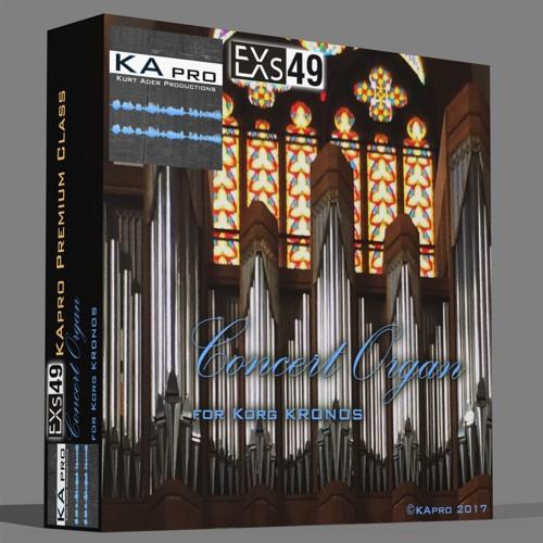 EXs49 Concert Organ (KApro Premium Class)