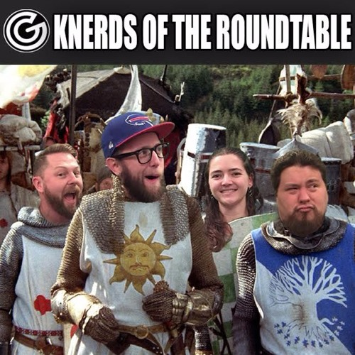 Knerds of the Roundtable #1: The Nerdy Geekaholics Talk 2017 Movies