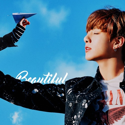Beautiful - Crush - cover by BTS Jungkook by lrthium