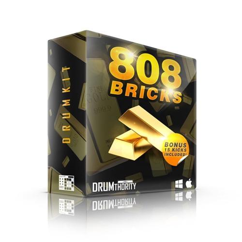 808 Bricks Demo Audio