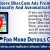 How To Remove Uber.Com Ads From Computer Manually And Automatically?