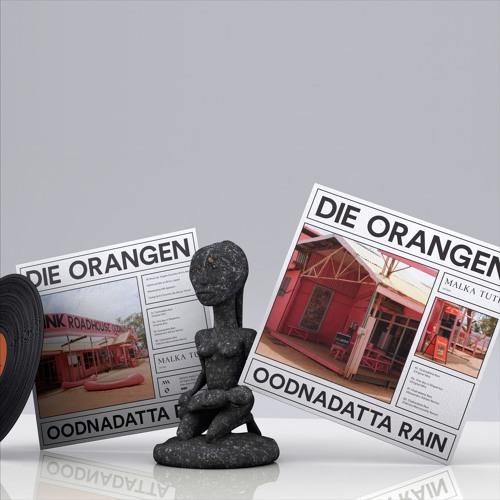 MT006 Die Orangen - Oodnadatta Rain