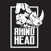 Rhino Head - Someone