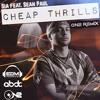 Sia - Cheap Thrills ft. Sean Paul ( ON2 Remix ) [www.allbddjsclub.com]