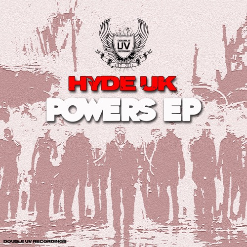 DUVR040 HYDE UK - POWERS EP (FORTHCOMING)
