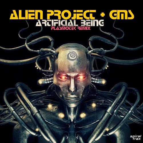 Alien Project & Gms - Artificial Beings (Plasmotek remix ) 'preview'