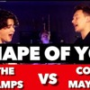 Ed Sheeran- Shape of you (SING OFF vs The Vamps)