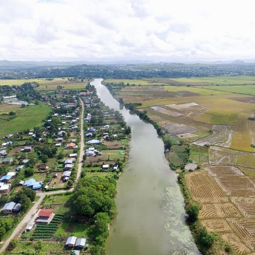 Myanmar's hydropower sector