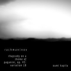 Rhapsody On A Theme Of Paganini Op.43: Variation 18 (The Mule, Life and Gotham Trailers)
