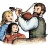 Pa's Fiddle from the LITTLE HOUSE series by Laura Ingalls Wilder