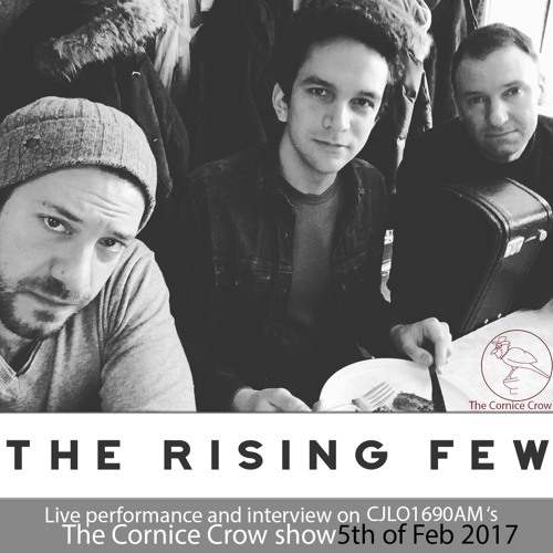 The Rising Few interview CJLO_2017.02.05