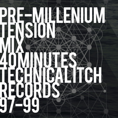 Technical Itch Records Mix - 40min