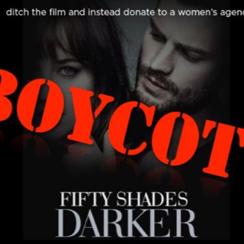 Boycott Fifty Shades Darker! Exposing the Fruitless Deeds of Darkness