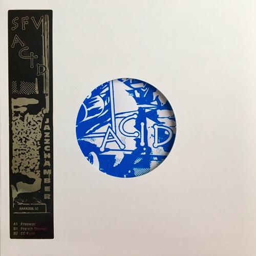 BAKK008.10 | SFV Acid - Jazzchamber 10inch