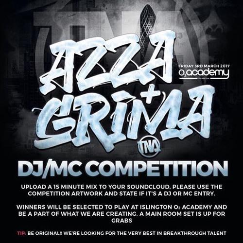 JAPPA - AZZA & GRIMA TNT DJ COMP ENTRY