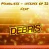 Markhese & Debris - Instense 026 2017-02-08 Artwork