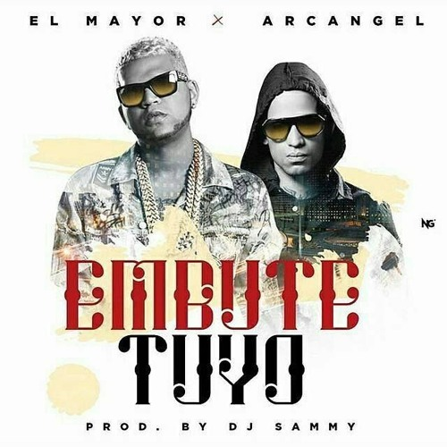 El Mayor Clasico Ft. Arcangel - Embute Tuyo (Blog Austin Santos)