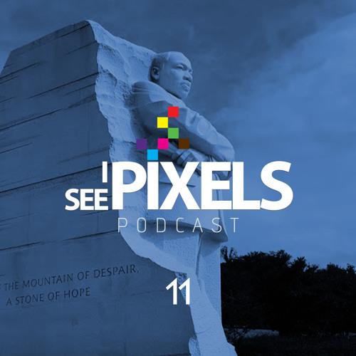 Diversity in Graphic Design  - I See Pixels Podcast Episode 11