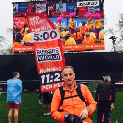 46: Pacing and Racing the world: Talking with Gary Dixon