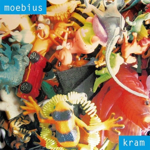 Moebius - Kram (snippets) Reissue from 2009. Out June 16, 2017