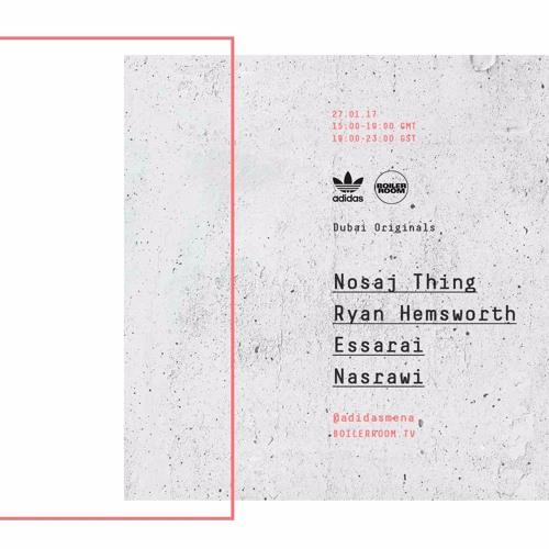 Nasrawi Boiler Room & adidas Originals Dubai DJ Set