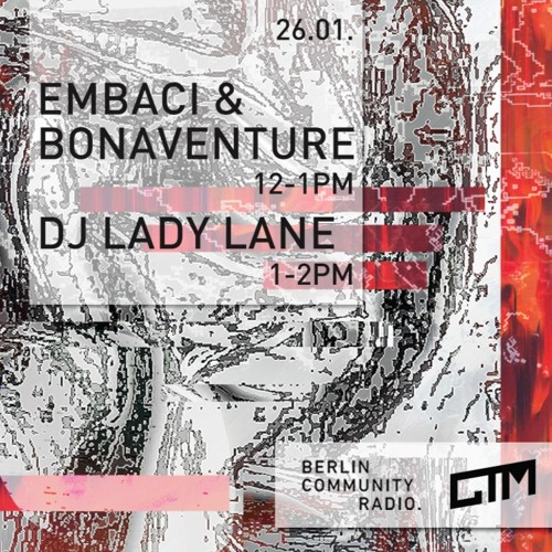 EMBACI x BONAVENTURE on BCR for CTM festival
