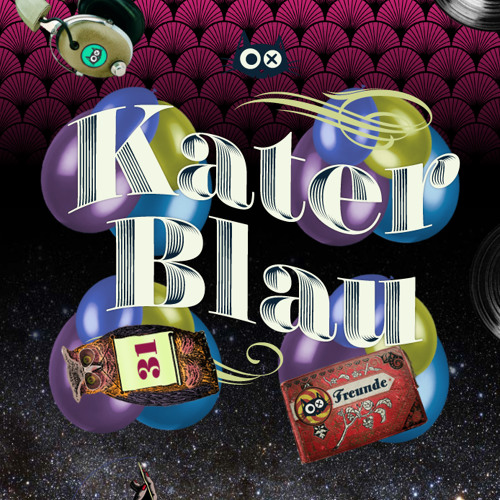 Mike Book @ Kater Blau | SaSoMo (Heinz Hopper) 05 - 02 - 17