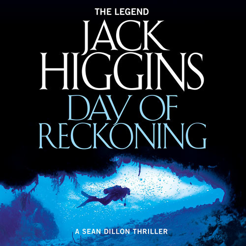 Day of Reckoning, By Jack Higgins, Read by Jonathan Oliver