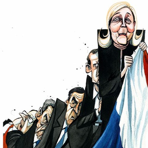 The great French collapse: It's Le Pen against a falling establishment