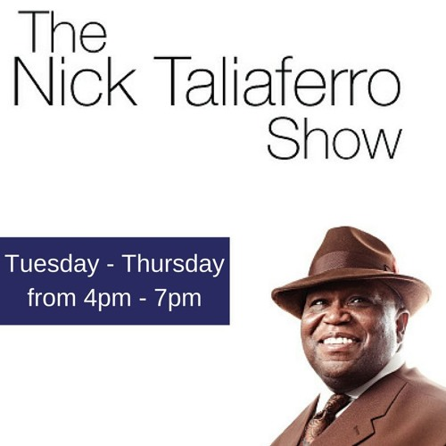 The Nick Taliaferro Show 2. 7. 17 - Dr. Keesha Middlemass