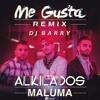 Me gusta - Alkilados ft. Maluma (Dj Barry edit | COPYRIGHT | DESCARGA GRATIS EN BUY)