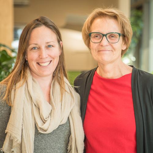 Everyone a Humanitarian, ep.2: Barbara Moser-Mercer and Erin Hayba