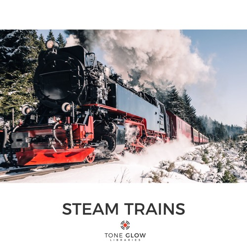 Steam trains Sound Library Preview Montage