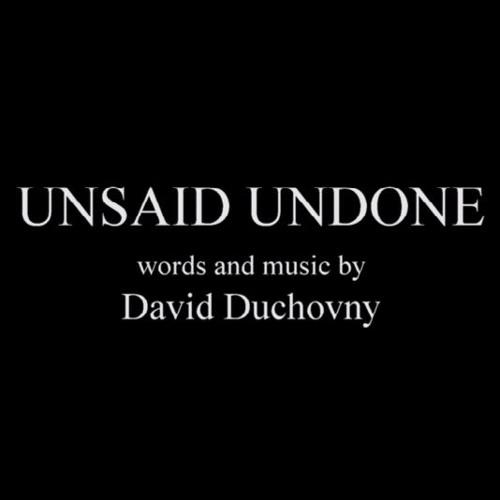 Unsaid Undone