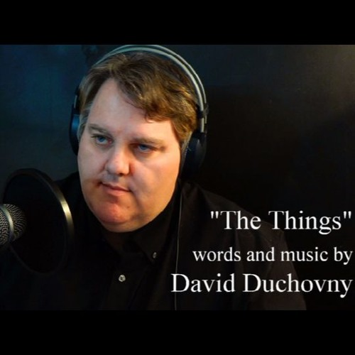 The Things (Cover of David Duchovny song)