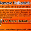 How To Remove Vulkaninfo 32 From PC Manually And Automatically?.mp3