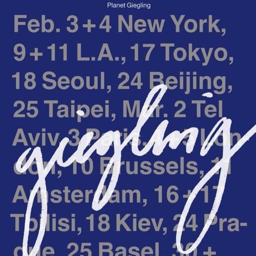 Planet Giegling | DJ Dustin Bunker NY Feb 2017
