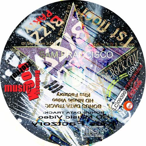 Sam Francisco´s BIZZPARTY 1ST FLOOR album