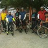 #Riding4SAEducation team arrives in Mokopane after 56 km of cycling