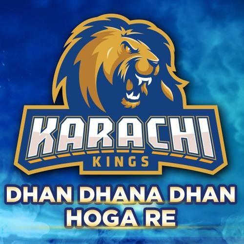 Dhan Dhana Dhan Hoga Re by Shehzad Roy Karachi Kings Official Song Of PSL 2017