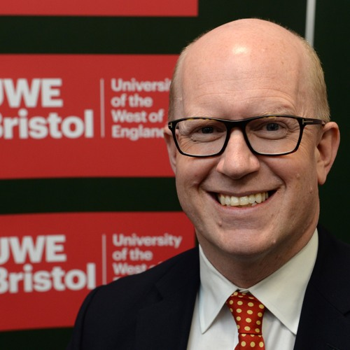 Paul Geddes, CEO of Direct Line Insurance Group, Bristol Distinguished Address Series