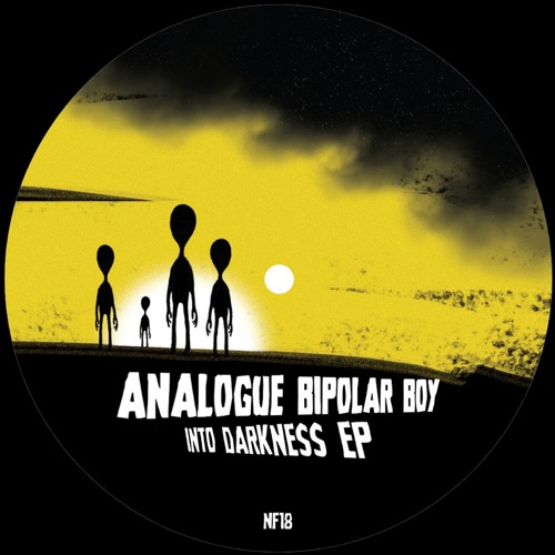 Analogue Bipolar Boy - Into Darkness EP - New Flesh - NF18