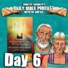 Sarai and Hagar, Abraham Circumcision    GE's Daily Bible Podcast, Day 6