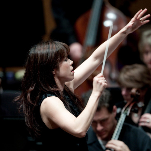 Sarah Hicks: Conducting a film score is like
