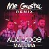 Alkilados Ft. Maluma - Me Gusta (Edit Isra Lopez Dj Latin house 2017)