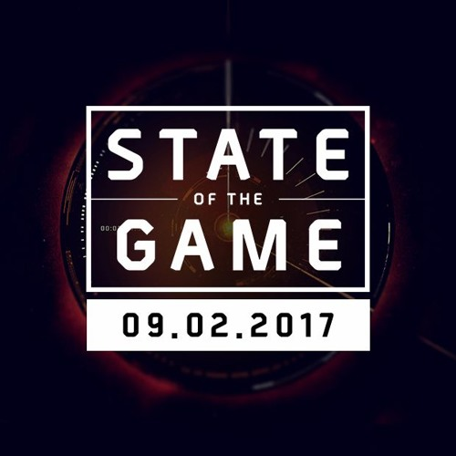 State of the Game: 09/02/2017